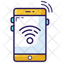 Wifi Phone Icon