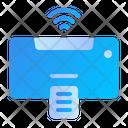 Wifi Printer Printer Camera Icon
