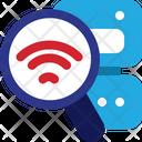Wifi Robot Icon