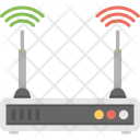 Wifi Router Internet Icon