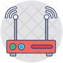 WiFi Router Icon
