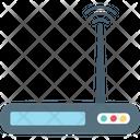 Wifi Cd Wifi Modem Wifi Signals Icon