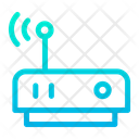 Router Modem Signal Icon