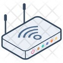 Wifi Router Internet Device Wireless Router Icon