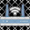 Internet Antenna Wifi Hotspot Wifi Router Icon