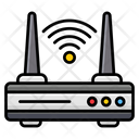 Access Router Wifi Router Modem Icon