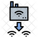 Router Wifi Hotspot Icon