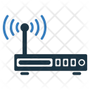 Wifi Router Connection Device Icon