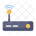 Wifi Router Modem Internet Device Icon