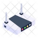 Network Router Wireless Router Network Hub Icon