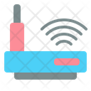 Wifi Router Wireless Router Icon