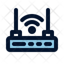 Wifi Router Router Modem Icon
