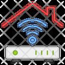 Wifi Router Internet Device Wireless Network Icon