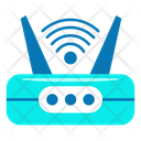 Wifi Router Internet Device Network Router Icon