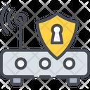 Wi Fi Security Icon