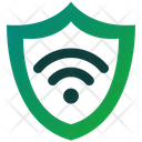 Wifi Security Security Protection Icon