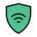 Wifi Security Protection Icon
