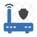 Wifi Security Router Modem Icon