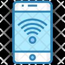 Wifi Iphone Device Icon