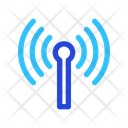 Signal Wireless Mobile Icon