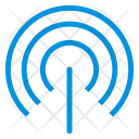 Signal Wifi Rss Icon