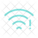 Error Signal Network Icon