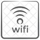 Wifi Signals Internet Signals Cyberspace Icon
