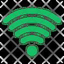 Wifi Signals Internet Signals Broadband Network Icon