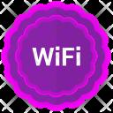 Wifi sticker Icon