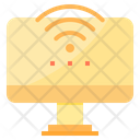 Wifi synchronize Icon