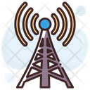 Wifi Tower Wifi Antenna Wireless Antenna Icon