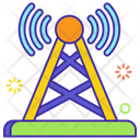 Wifi Tower Signal Tower Internet Tower Icon