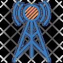 Wifi Tower Wifi Antenna Wireless Antenna Icon