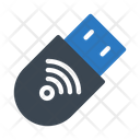 Usb Signal Wifi Icon