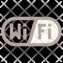 Wifi Zone Information Icon