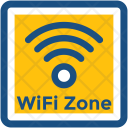 Wifi Zone Connection Icon