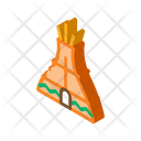 Wigwam Desert Sandy Icon