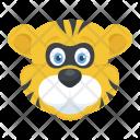 Wild Animal Icon