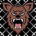 Bear Mascot Bear Face Wild Bear Icon