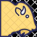Wild Buffalo Bull Cow Icon