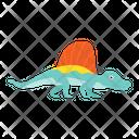 Wild Spinosaurus Dino Icon