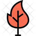 Wildfire Weather Insurance Icon