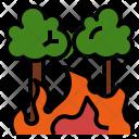 Wildland Fire Icon