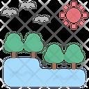 Wildlife Environment Nature Icon