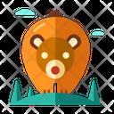 Wildlife Adventure Animal Icon