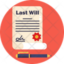 Will Last Will Death Icon
