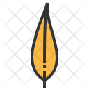 Willow Leaf Greenery Icon