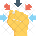 Willpower Hand Knuckle Icon