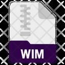 Wim File Icon