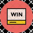 Win Winner Game Icon